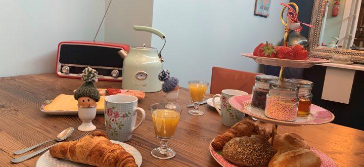 Sea You ontbijt